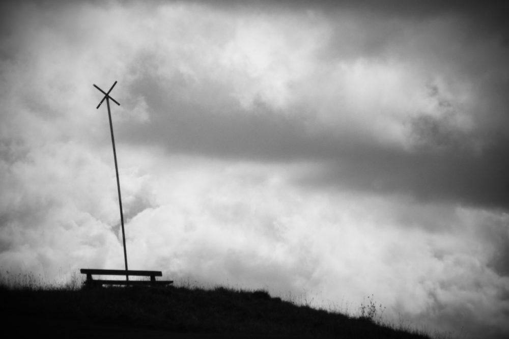 Clouds above Kendal Golf Course © Kenji Yamamoto