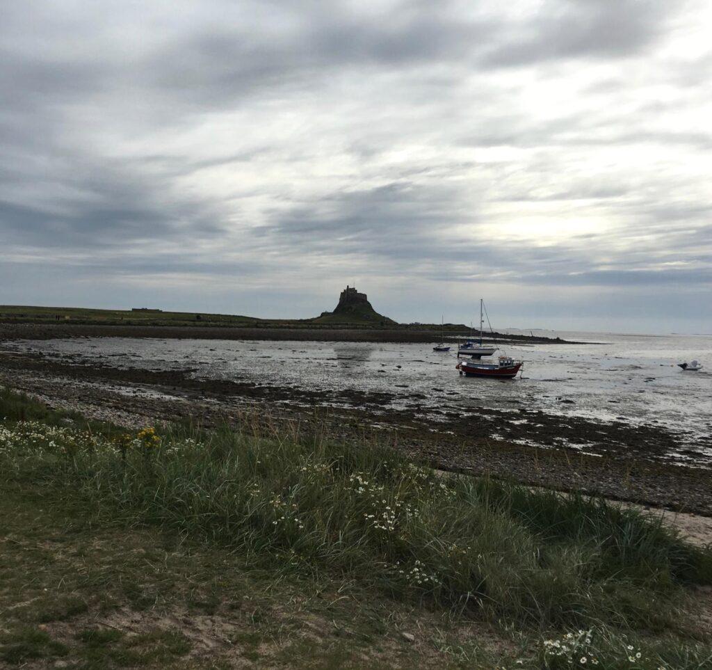 Moody Lindisfarne in August 2019