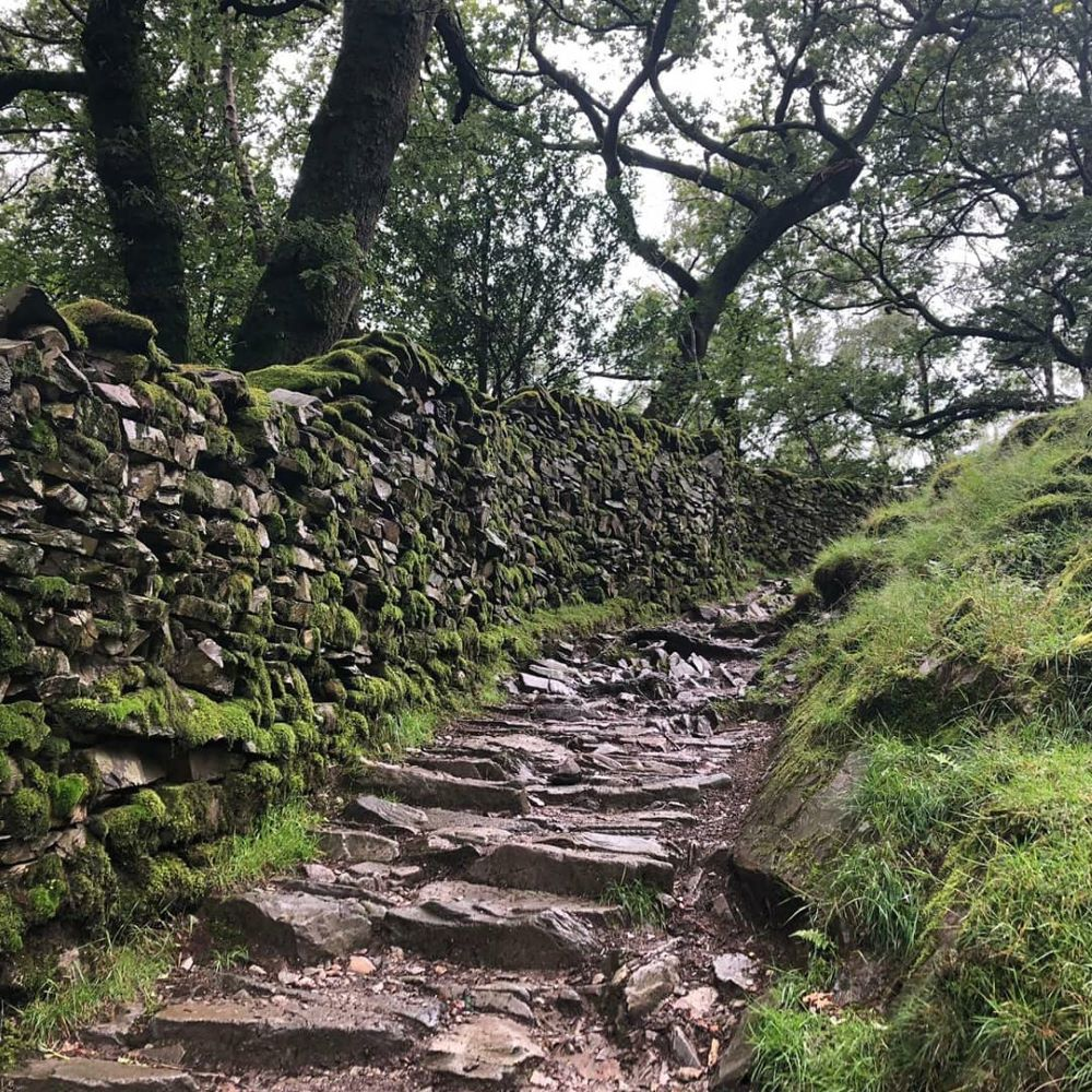 Walking the Coffin Trail