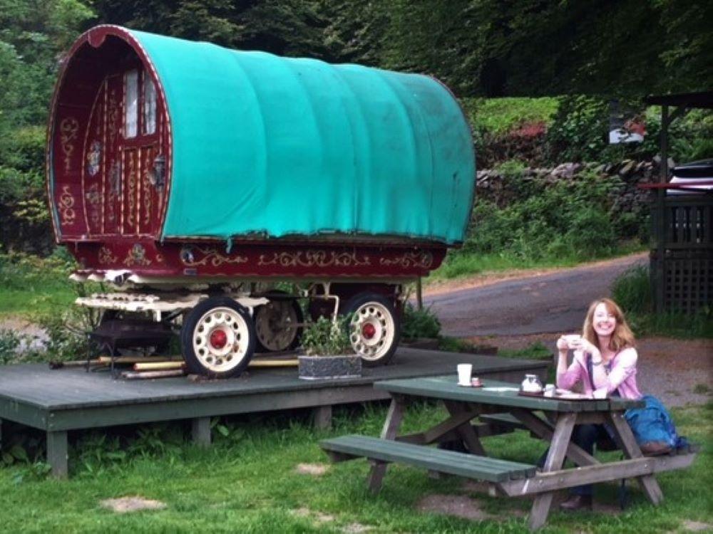 Teatime at Faeryland in Grasmere