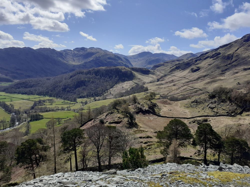 Borrowdale and beyond